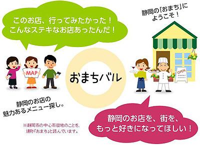 第5階静岡おまちバル開催のご案内