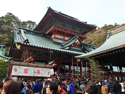 静岡浅間神社 初詣