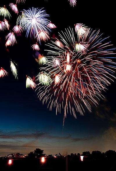 夏の夜は花火大会☆静岡市周辺花火大会情報
