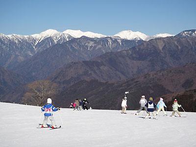 【冬季限定】リバウェル井川スキー場のご案内