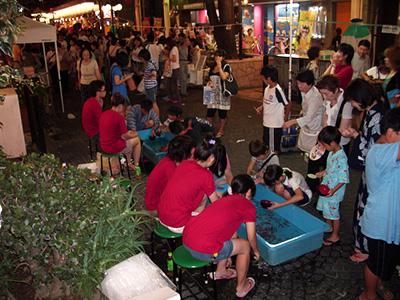 第54回静岡夏祭り夜店市